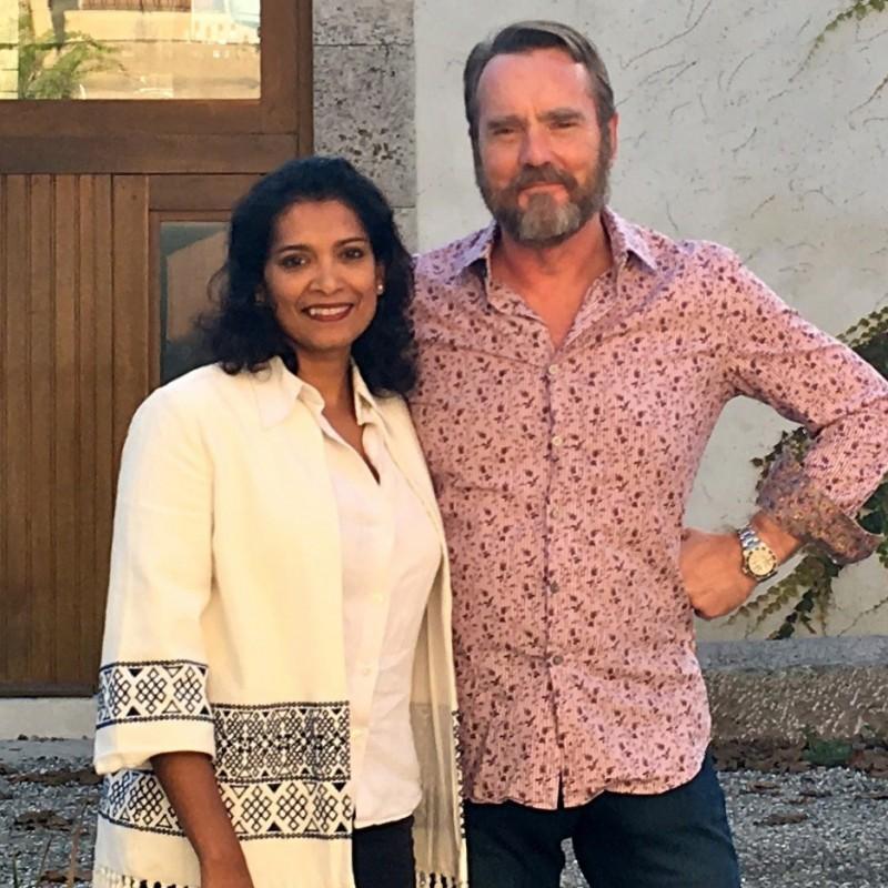 Chitra & Richard Pullen