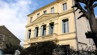 1- Facade-House-in-Cuxac d'Aude