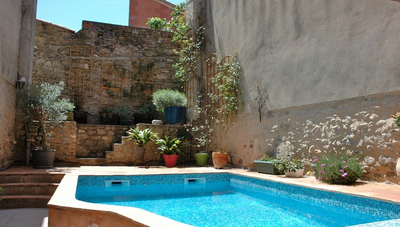 House With Pool For Sale In Minervois Languedoc