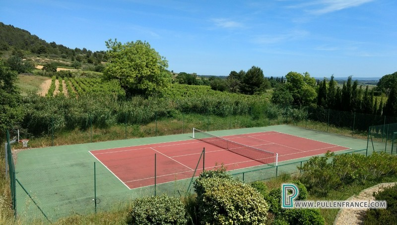 Country House With Land Views For Sale In Minervois France